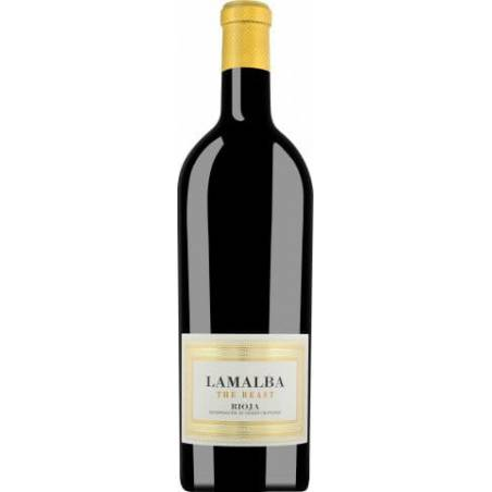 Bodegas Santalba Lamalba The Beast 2016 Rioja DOC wino czerwone wytrawne