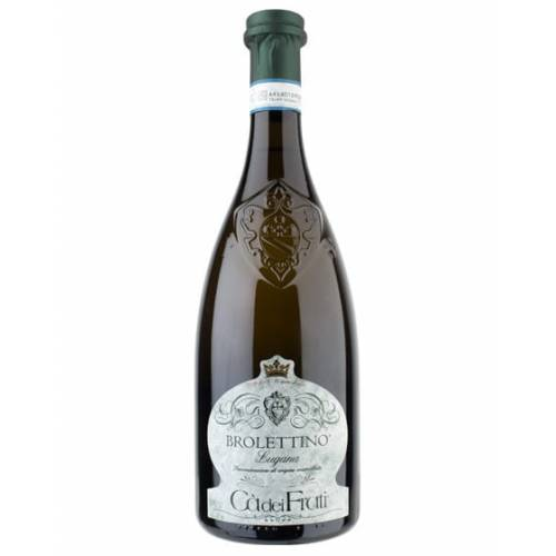 Ca dei Frati Brolettino Lugana 2018 wino białe wytrawne