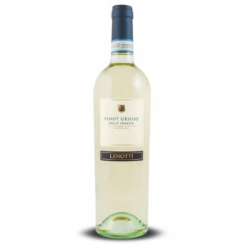 Cantine Lenotti Pinot Grigio 2019 wino białe wytrawne