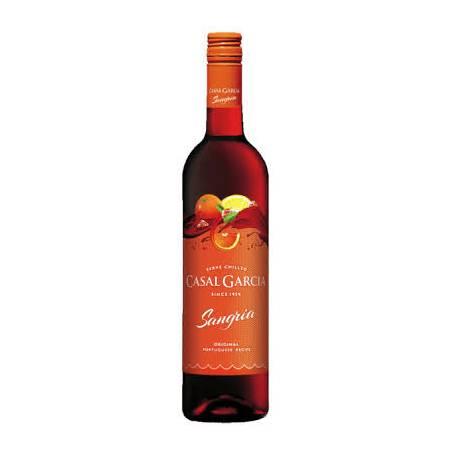 Casal Garcia Sangria czerwone słodkie portugalskie wino owocowe  Sangria 8%