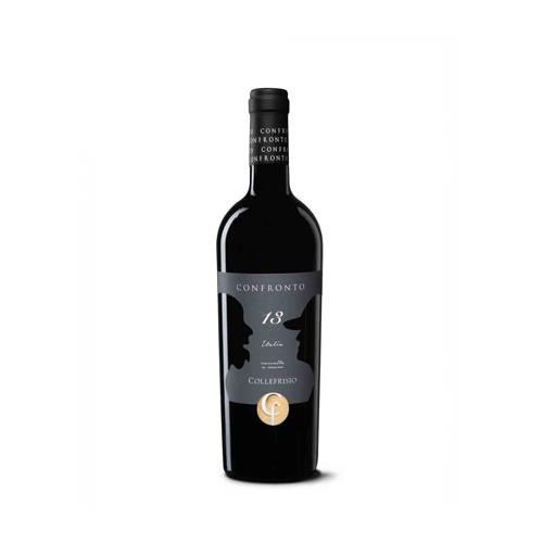 Collefrisio Confronto wino czerwone wytrawne