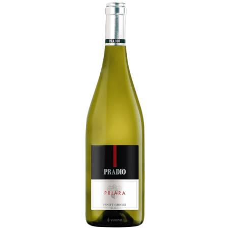 Friuli Venezia Giulia Pradio Priara Pinot Grigio DOC 2018 wino białe wytrawne