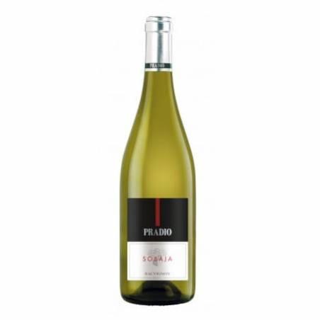 Friuli Venezia Giulia Pradio Sobaja Sauvignon DOC 2018 Białe wino wytrawne