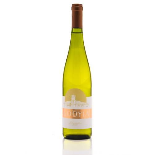 Godyla Johanniter 2019 Polskie białe wino...