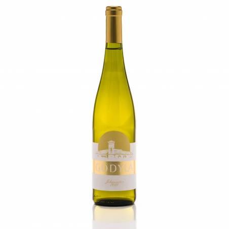 Godyla Johanniter 2019 Polskie białe wino wytrawne 0,75