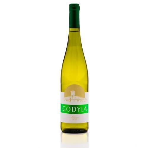 Godyla Solaris 2019 Polskie białe wino wytrawne 0,75...