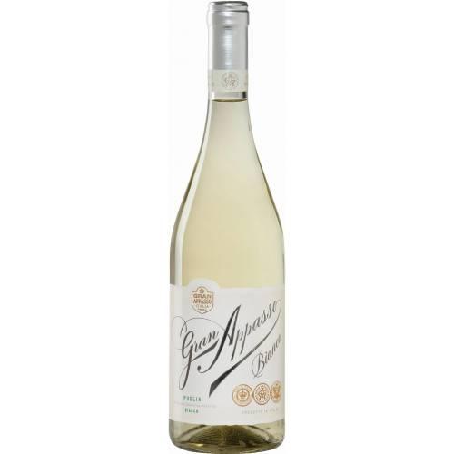 Gran Appasso Bianco Chardonnay 2020 wino białe wytrawne