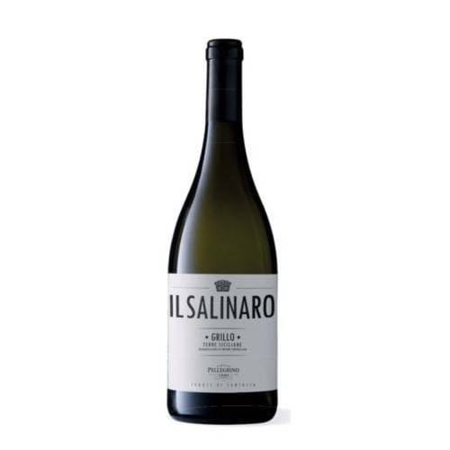 Il Salinaro Grillo Sicilia Vendemmia 2018 wino białe...