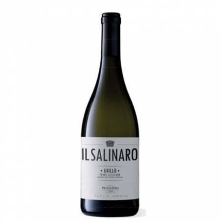 Il Salinaro Grillo Sicilia Vendemmia 2018 wino białe wytrawne