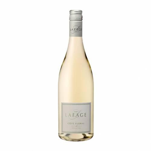 Lafage Cote Floral wino białe wytrawne 2019