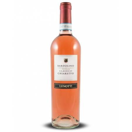 Lenotti Bardolino Classico Chiaretto 2020 wino różowe wytrawne