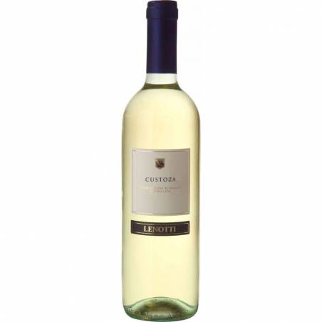 Lenotti Custoza 2020 wino białe półwytrawne