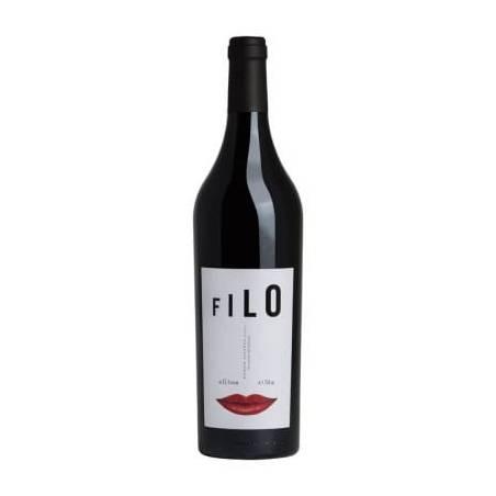 Menhir  Salento Filo Negroamaro  Vendemia Tardiva wino czerwone wytrawne 2016