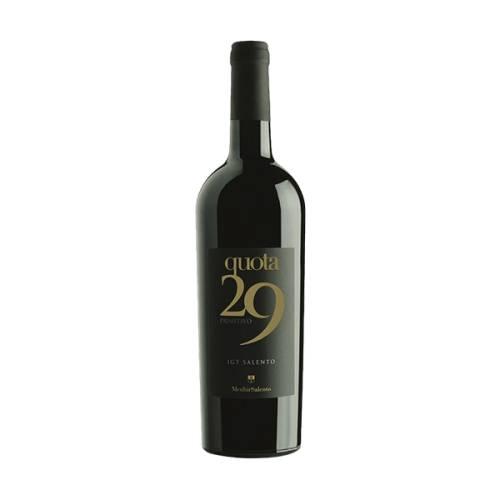 Menhir Salento Quota29 Primitivo IGT 2019 wino...