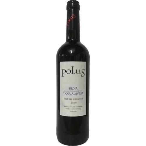 Polus Vendimia Seleccionada Rioja Alavesa 2018 wino...