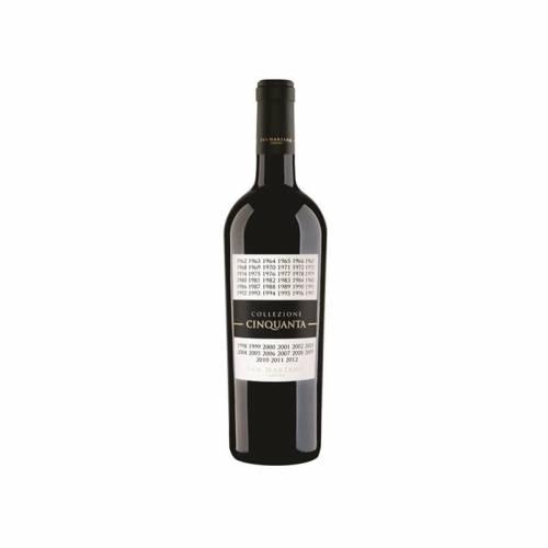 San Marzano Collezione Cinquanta wino czerwone wytrawne