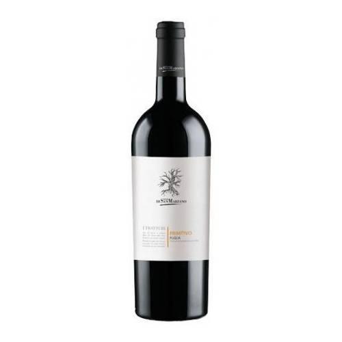 San Marzano I Traturi Primitivo 2019 wino czerwone...