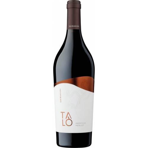 San Marzano  Talo Primitivo Merlot IGP wino czerwone...