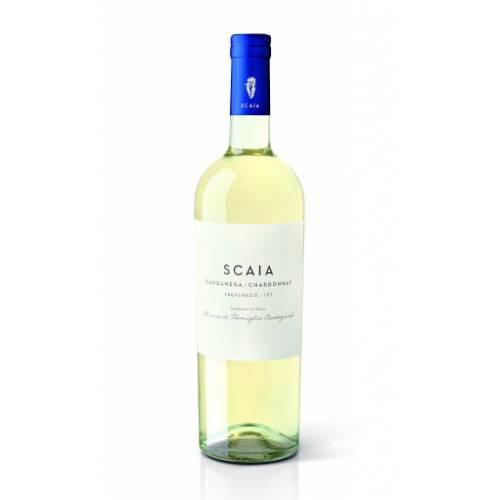 Scaia Garagnega Chardonnay IGT 2019 wino białe...