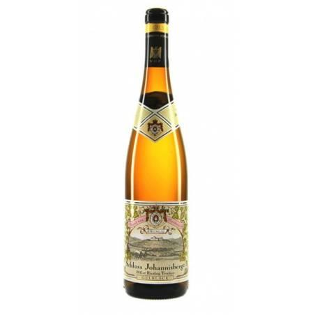 Schloss wino białe wytrawne Johannisberg Riesling Gelblack 2019
