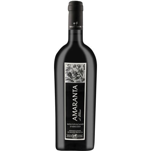 Tenuta Ulisse Amaranta DOP 2017 czerwone wino wytrawne