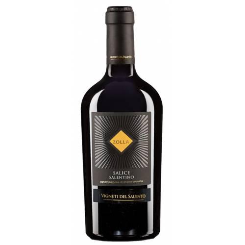 Vigneti del Salento Salice Salentino  2015 wino...