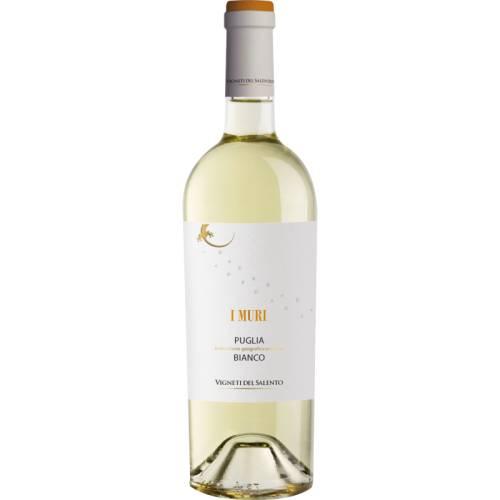 Vigneti del Salento wino białe wytrawne  I Muri IGP...