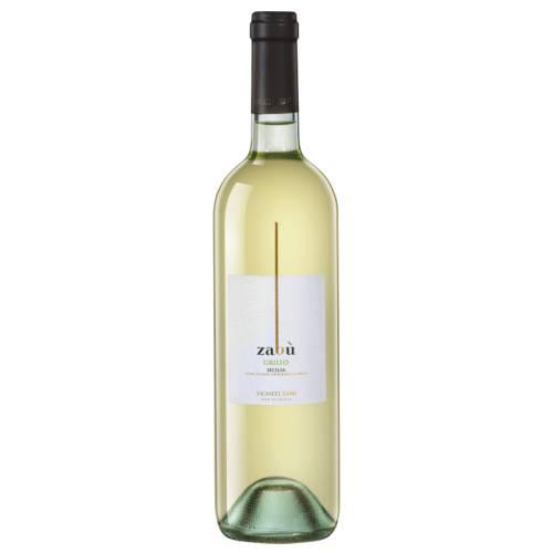 Vigneti Zabu wino białe wytrawne Grillo DOC 2020