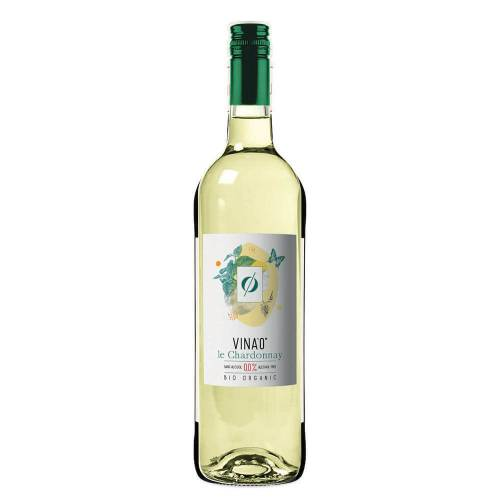 Vina'0 le Chardonnay ekologiczne białe półsłodkie...
