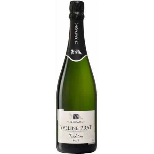 Yveline Prat Champagne Tradition Brut 0,75l