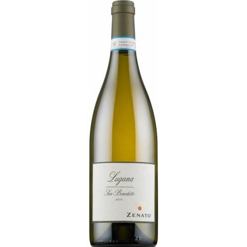 Zenato Lugana San Benedetto DOC 2019 białe wino...