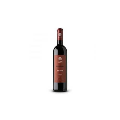 Assuli Baglio Ruggiero Syrah DOC Sicilia wino...