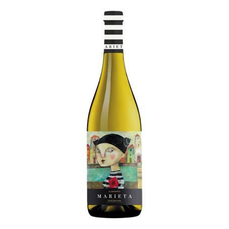 Bodegas Martin Codax Marieta Albarino Rias Baixas wino białe półwytrawne 2020 PROMOCJA