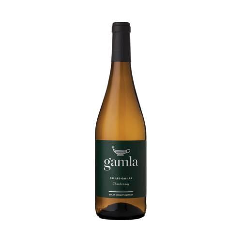Gamla Galilee Chardonnay  izraelskie białe wino...