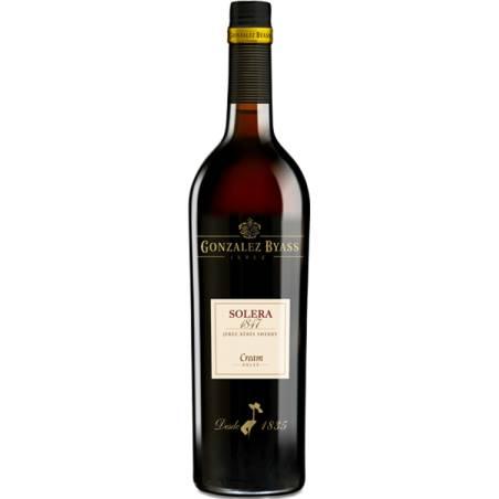 Gonzalez Byass Jerez Solera 1847 Sherry słodkie  18%