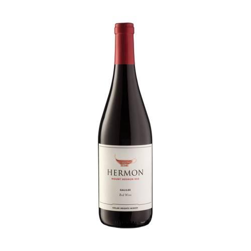 Mount Hermon Galilee izraelskie czerwone wino...