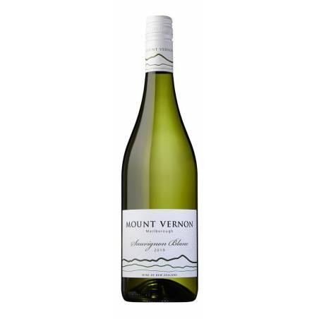 Mount Vernon Marlborough wino białe wytrawne Sauvignon Blanc 2019