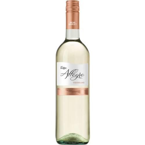 Terre Allegre Trebbiano Puglia  IGT wino białe...