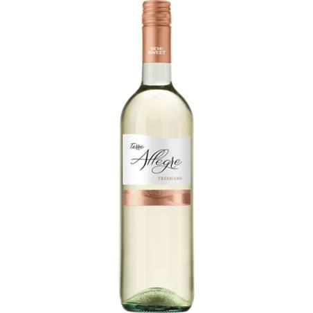 Terre Allegre Trebbiano Puglia  IGT wino białe półsłodkie