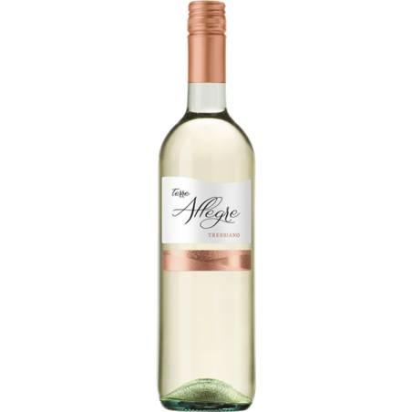Terre Allegre Trebbiano Puglia  IGT wino białe półwytrawne