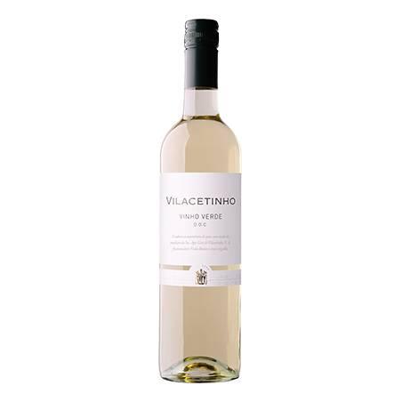 Vilacetinho Vinho Verde DOC wino białe półwytrawne 2019
