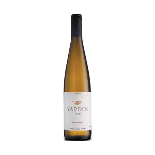 Yarden Gewurztraminer izraelskie białe wino wytrawne...