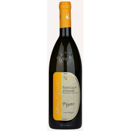 Vio Giobatta Aimone Pigato DOC Wino białe bio wytrawne  2019