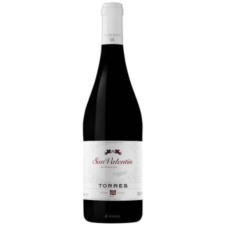 San Valentin Garnacha - 2018 Torres wino czerwone wytawne