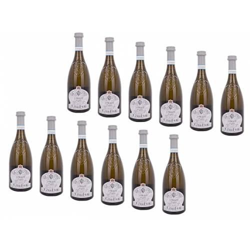 PROMOCJA Ca dei Frati wino białe wytrawne Lugana DOC...