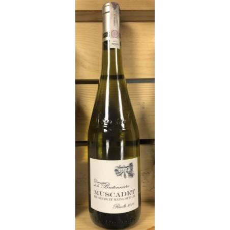 Maison Foucher Muscadet De Sevre Et Maine Sur Lie 2018 wino wytrawne