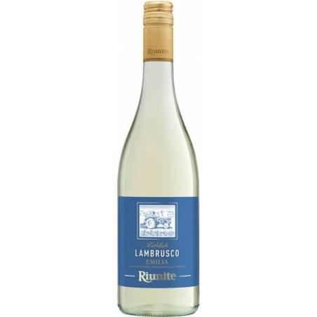 Lambrusco Riunite Emilia IGT wino białe słodkie