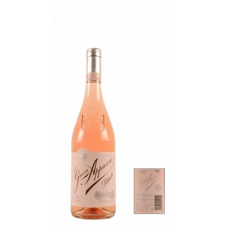 Gran Appasso Rose Primitivo 2020 wino różowe wytrawne