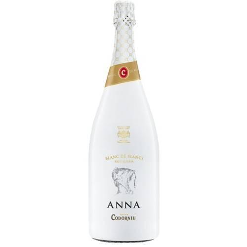 Codorniu wino musujące wytrawne Cava Anna Brut...