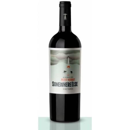 Bodega San Juan Petit Verdot  2017 Argentina czerwone  wino wytrawne